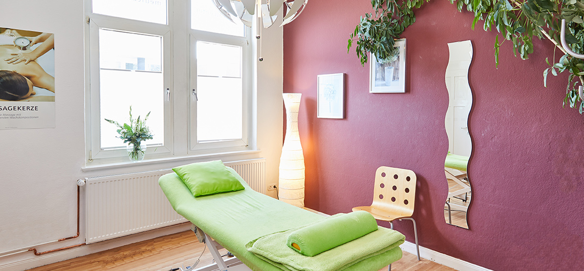 Physio in Peine Behandlungsraum